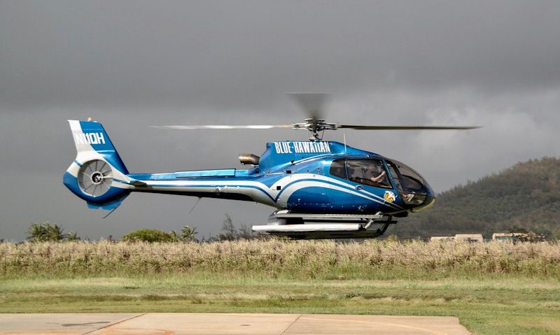 Are helicopter tours safe in Hawaii