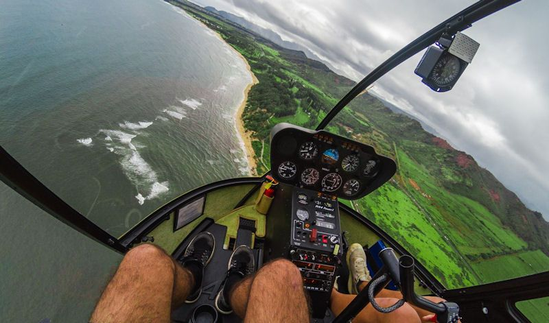 Are Kauai helicopter tours safe