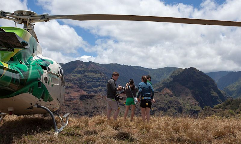 Best Kauai helicopter tours