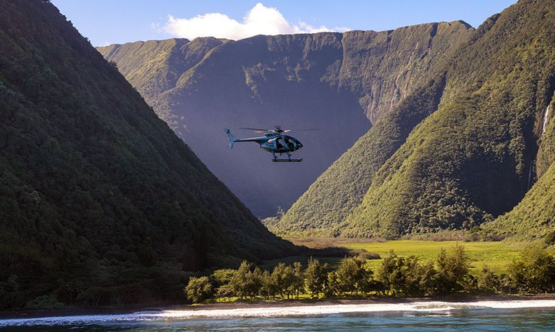 Big Island helicopter tour prices