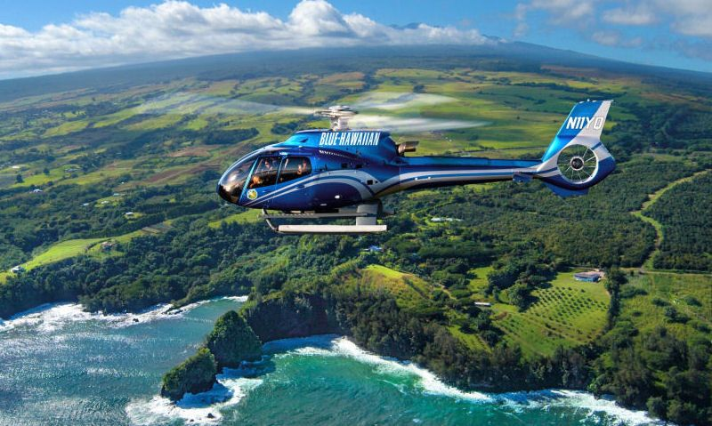 Cheap Big Island helicopter tours