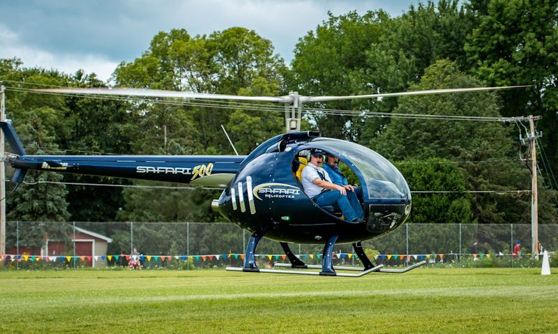 Cheapest way to become a helicopter pilot