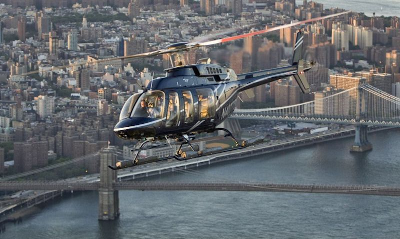 Complete New York helicopter tours guide