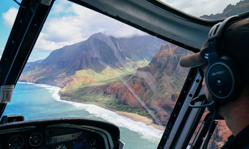 Do you tip helicopter pilots in Hawaii