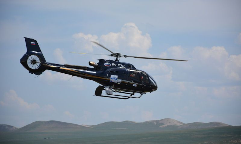 Does travel insurance cover helicopter rides