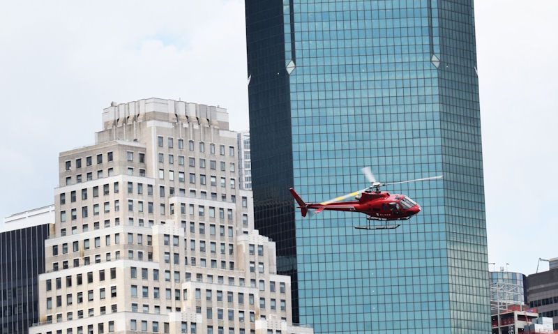 How much is a helicopter ride in NYC
