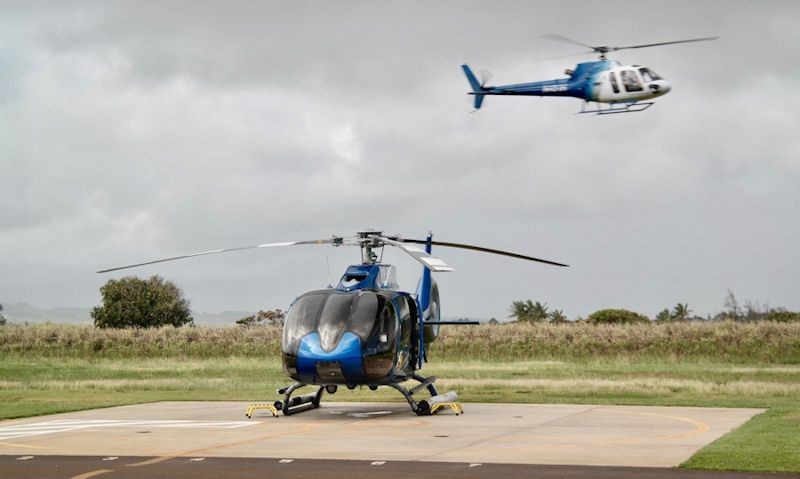 Kauai helicopter tours weight limit guide