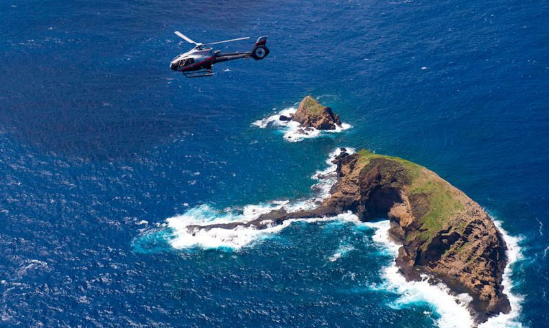 Maui helicopter ride prices