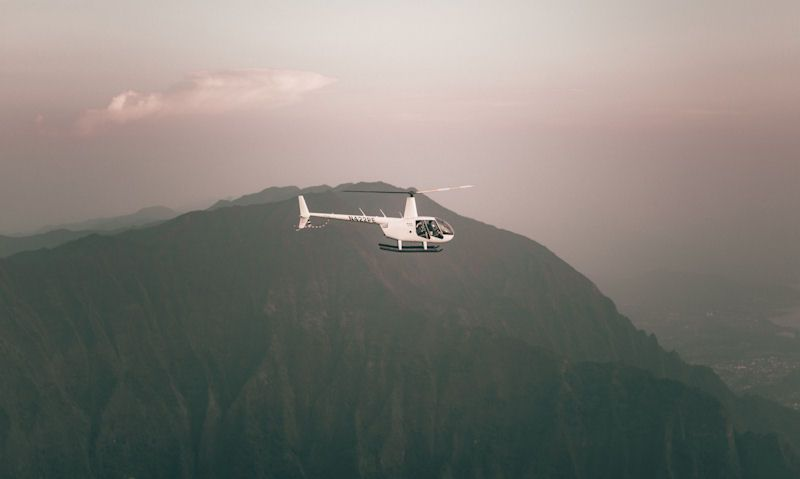 Oahu helicopter tour price list