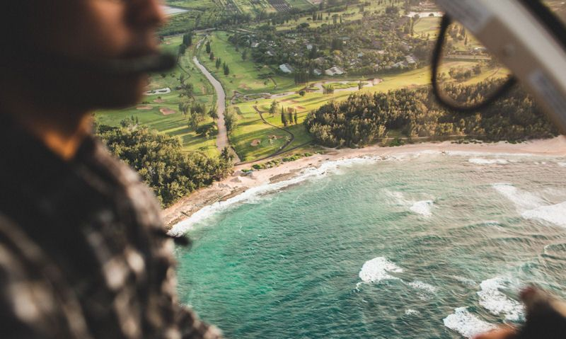 Oahu Open Door helicopter tours guide