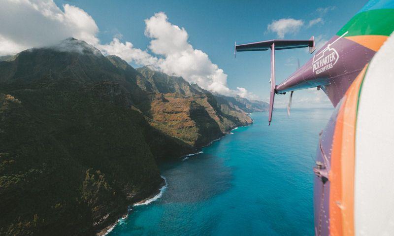 Top Kauai helicopter tours