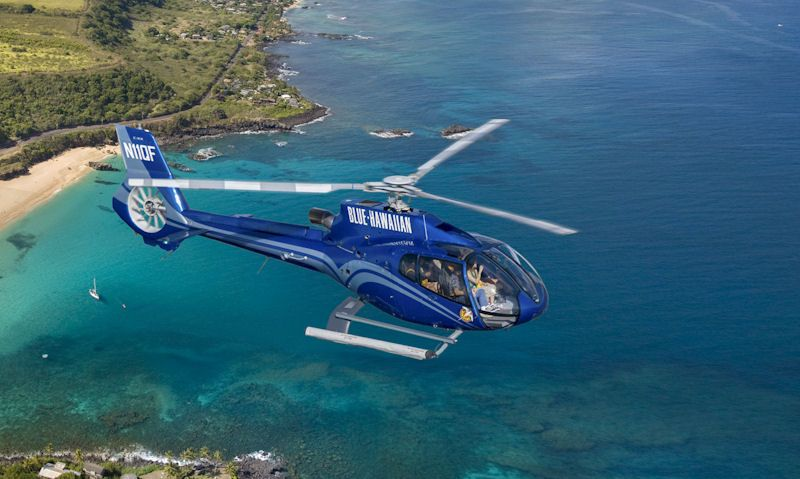 Top North Shore helicopter tours