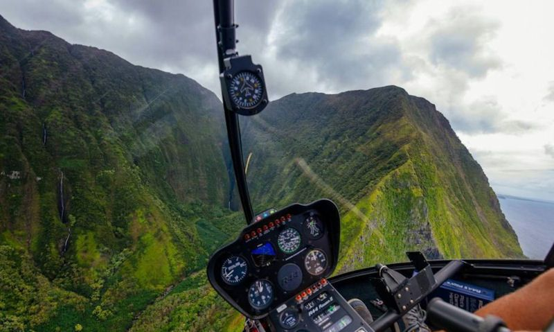 Which Maui helicopter tour is the best